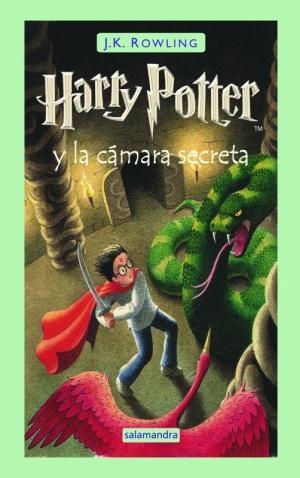 Reseña: Harry Potter y la cámara secreta (#2)