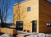 Casas modernas contemporáneas Canadá.