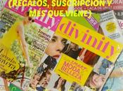 Revistas Abril 2015 (Regalos, Suscripciones viene).