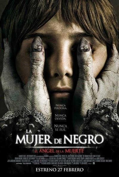 Póster: La mujer de negro: El ángel de la muerte (2015)