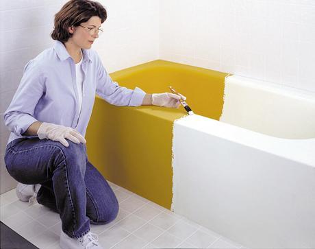 ideas para decorar un baño antiguo sin gastar mucho - paperblog - Ideas Para Decorar Un Bano Sin Obras