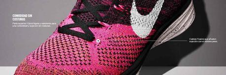 Nike puntera sin costuras