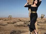 Crystal Renn emperatriz desierto para Manifesto