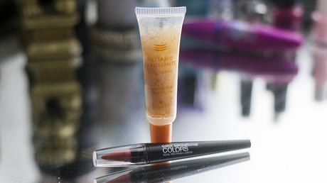 Balsamo exfoliante para labios Millanel1