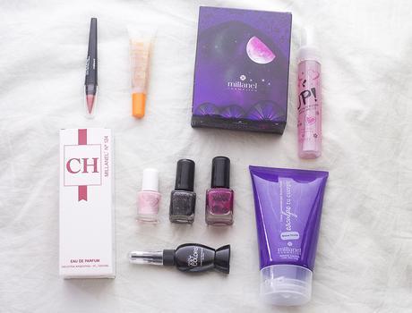 review productos millanel blogger argentina perfumes esmaltes