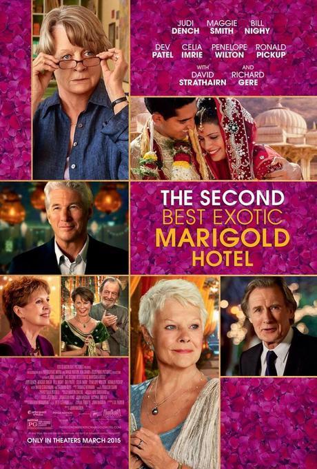 estrenos marigold Cartelera de cine: estrenos 27 de marzo de 2015