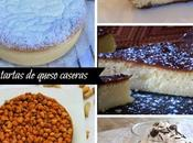 tartas queso caseras