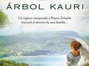sombra árbol Kauri. Sarah Lark