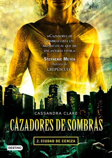 Cazadores de sombras: Ciudad de ceniza || Reseña Libro