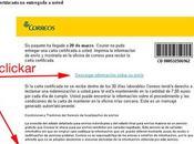 Alerta Virus CryptoLocker mail Correos