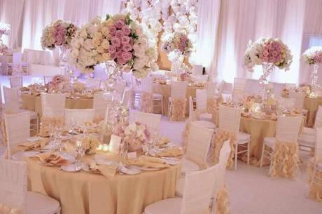 Pr cticos consejos en la decoraci n de salones para bodas for La casa azul decoracion