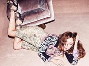 Olga Kurylenko saca lado extravagante para Schon Magazine