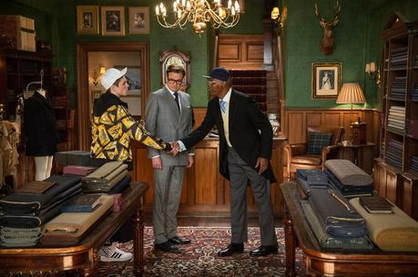 KINGSMAN: SERVICIO SECRETO (Kingsman: The Secret Service)
