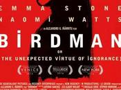 "BIRDMAN inesperada virtud ignorancia) ""Birdman, Unexpected Virtue Ignorance"""