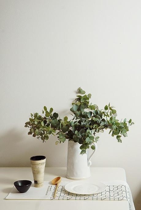 decoraci n con plantas verdes paperblog