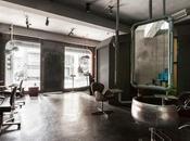 QPOT Hair Salon, salón belleza residencia Taiwán estilo singular