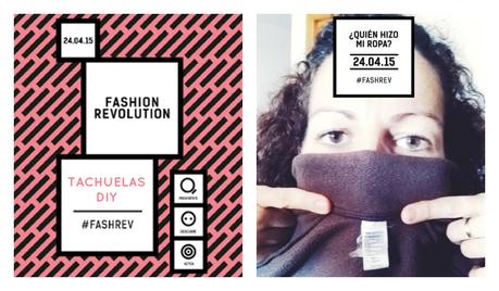 Anímate con esta iniciativa con Fashion Revolution y recordar a las personas que fallecieron en el edificio Rana Plaza y hacer conciencia del valor de la compra de ropa.