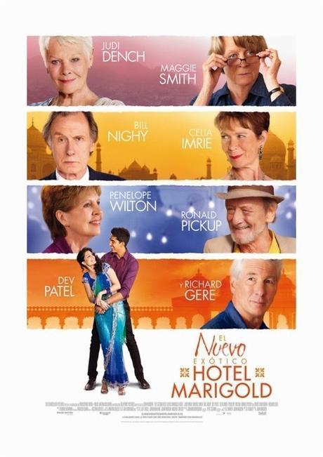 El Nuevo Exótico Hotel Marigold. El momento es ahora.