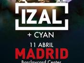 Izal madrid, abril