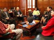 Cónsul prensa cultura Embajada Estadounidense visitó UASLP.