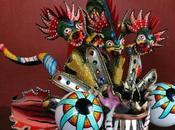 Pieza boliviana llega Museo Nacional Máscara