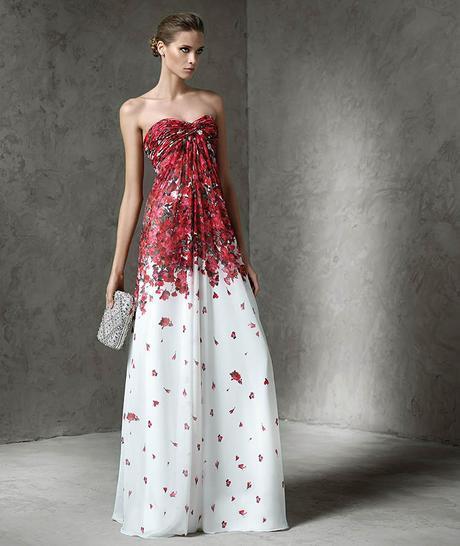 14e5424b0 Vestidos largos de Fiesta primavera 2015 - Paperblog