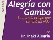 Lunes marzo, Presentación Valencia libro ALEGRÍA GAMBO: mirada etíope alimentó vida