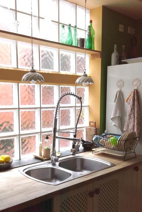 Mi cocina country retro para la casa del a o paperblog - Como colocar paves ...