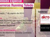 Quedada Guerreras Running Toledo
