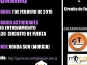 Quedada Guerreras Running Murcia