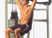 Equipamiento para entreno fuerza sala pesas