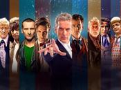 'Doctor Who' celebra décimo aniversario nueva era.