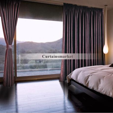 Elige tus cortinas seg n las tendencias del 2015 www for Tendencias en cortinas
