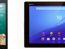 Sony Xperia Tablet Nexus ¿cuál mejor?