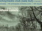 McEnroe ultima disco estará Autumn Comets Ochoymedio