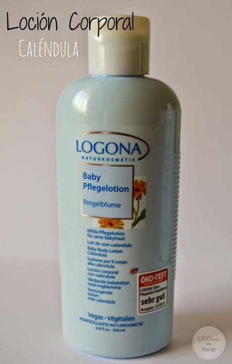 Review Logona Línea Bebé (caléndula)