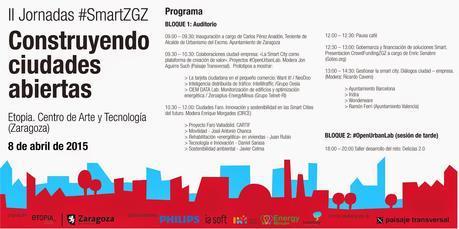 #SmartZGZ: Los pasos que acercan a una Zaragoza inteligente