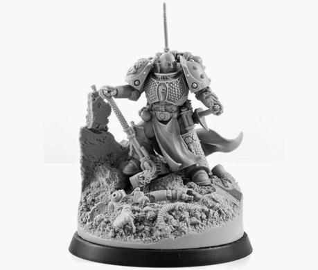Pre-pedidos y novedades de Forge World y Black Library:FW