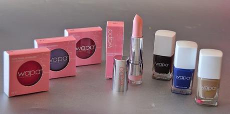 Conociendo los productos de maquillaje de WAPA COSMETICS