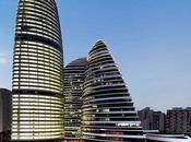 Wangjing Soho Beijing Zaha Hadid