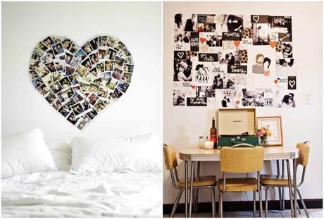 Deco decorar con cuadros paperblog - Como hacer un cuadro con fotos familiares ...