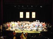 Entrega premios XVII Encuentro Teatral Hermanas divertida