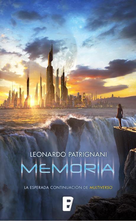 Reseña: Memoria (Multiverso, nº 2), Leonardo Patrignani