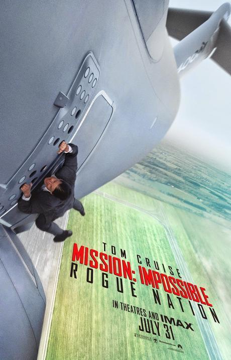 Teaser Trailer De Spectre Y Mission: Impossible - Rogue Nation