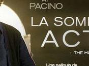 Pacino como Simon Axler, Sombra Actor,24 Abril