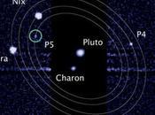 buscan nombres para Plutón Caronte