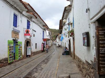 Barrio San Blas, trazado inca, Cusco, Perú, La vuelta al mundo de Asun y Ricardo, round the world, mundoporlibre.com