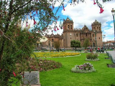 Catedral de Cusco, Perú, La vuelta al mundo de Asun y Ricardo, round the world, mundoporlibre.com
