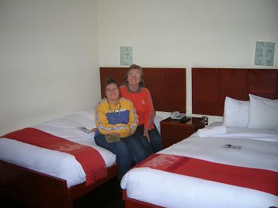 Habitación Hotel Golden Inca, Cusco, Perú, La vuelta al mundo de Asun y Ricardo, round the world, mundoporlibre.com