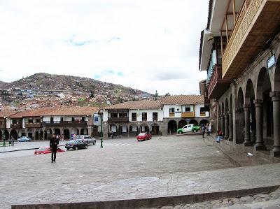 Portal de los Panes, Cusco, Perú, La vuelta al mundo de Asun y Ricardo, round the world, mundoporlibre.com
